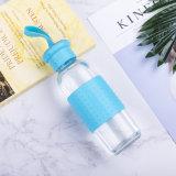 350 мл СИЛИКОНОВОГО ГЕРМЕТИКА жаропрочного стекла питьевой воды бутылка для напитков