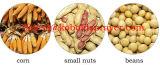 Planteur portatif de graine de maïs de double baril avec de l'engrais