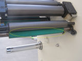 (수직) Hx-320fq 높은 정밀도 스티커 째는 기계