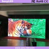 P3 LED a todo color que hace publicidad de la pared para la visualización video de HD