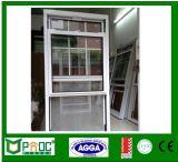 Barato preço do alumínio única janela Hung Pnoc0078shw