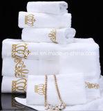 Serviette de promotion bon marché de gros, l'hôtel Serviette de bain, Terry Serviette de bain