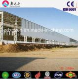 Vorfabriziertes Haus für Stahlkonstruktion-Werkstatt