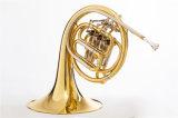 singolo corno francese laccato oro 3keys
