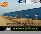 Wellcamp modulares Stahlwerkstatt-Stahlkonstruktion-Gebäude
