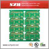 Sistema de control de emergencia placa PCB multicapa