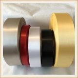 Normallack-einzelnes seitliches Polyester-Satin-Farbband für Kleidung
