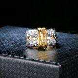 アマゾン金の女性の宝石類の倍カラーリングの最もよい販売法