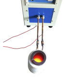 Высокая частота портативный малых индукционные печи для плавления алюминия