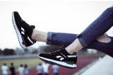 Ceinture en cuir véritable entre hommes et femmes de flanelle Sneakers