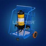 Relleno del petróleo del paño mortuorio/carro portables del filtro