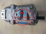 Pá carregadeira de rodas Komatsu Wa500-3 da bomba hidráulica de engrenagem Ass'y-30490 partes separadas: 705-52 partes separadas