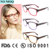 Het Italiaanse Frame Van uitstekende kwaliteit van het Oogglas van de Acetaat van de Glazen van Eyewear van het Ontwerp