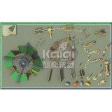 Kaiqi индивидуальные деревянные серии детей игровая площадка на открытом воздухе оборудования (KQ60071A)