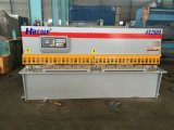 A melhor máquina de corte hidráulica de venda da placa de aço do feixe do balanço