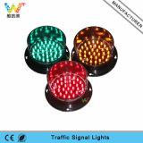 Luz de sinal clara amarela do tráfego do módulo 100mm do diodo emissor de luz IP68