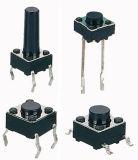 Botão de pressão de venda quente superior micro interruptor micro interruptor