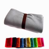 Handdoek van het Suède van Microfiber van de Stof van de Handdoek van de Gebeurtenis van sporten de Breiende voor Sport