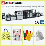 Eco Bag Gift Bag Making Machine Zxl-D700 Tecido não tecido
