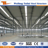 Edificio barato de la estructura de acero hecho en China