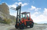 Weliftの高品質3.0トンの荒い地勢のディーゼルフォークリフト