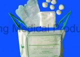 Os produtos descartáveis médicos da fonte que vestem o pacote de cuidado da mudança/avançaram o pingamento do jogo da mudança