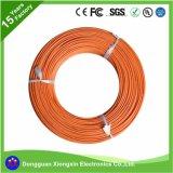 483 stroken 0.06mm Kabel van de Macht van het Silicone van het Koper 16AWG de Super Zachte