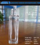 Bottiglia di vetro del polacco di chiodo della cristalleria di bellezza del chiodo per l'estetica