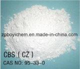 Export-Grad-Gummibeschleuniger CBS- (CZ)Puder oder Körnchen