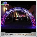Handelsmotiv-Licht der bildschirmanzeige-Bogen-Dekoration-LED