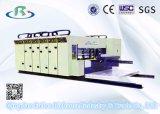 De Machine van de Doos van het karton met de Snijder van de Matrijs van Slotter van de Printer