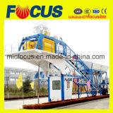 Tipo modular planta de tratamento por lotes concreta móvel com saída 50~60cbm/H