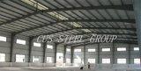 Estructura de acero ligera para Worshop o el marco de acero del almacén/de la luz