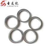 Текстильного машиностроения запасных частей для вращающихся машины стальное кольцо (PG1, PG2, CS)