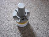 Voyant d'alarme solaire de cône de circulation