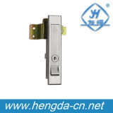 Yh9598 Cabinet Push Button Lock Cabinet Square Push Button Plane Lock