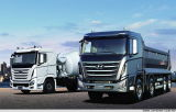 Hyundai 6X4 Mixer Truck mit 7-12 M Tank