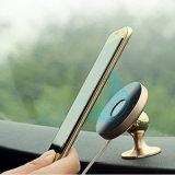 2017 Fast Qi Wireless Mobile Soporte de coche cargador de coche para iPhone 8/8plus/X