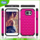 Samsung S6를 위한 PC 12 년 Manufacturer Mobile Accessories Silicon Cover Case
