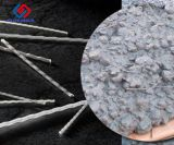 Fibras estruturais utilizados para substituir as fibras de aço de malha de arame soldado