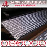 Strato ondulato galvanizzato tuffato caldo del tetto del metallo dello zinco