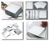 De Spiegel van het aluminium, kiest Met een laag bedekte Spiegel, Dubbele Met een laag bedekte Spiegel, de Spiegel van de Decoratie uit
