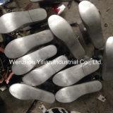 중국 CNC 알루미늄 PU 단화 형