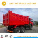 2018 Venta caliente FAW, J6p de camión volquete pesados 16 cbm 350CV volquete
