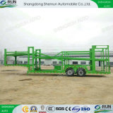De Semi Aanhangwagen van het Vervoer van de Auto-carrier van Shengrun