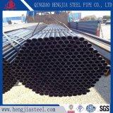 Черный ВПВ Сварные стальные трубы для углеродистой стали A106 API 5L
