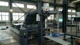 Machine feuilletante de papier en carton ondulé et estampée semi-automatique