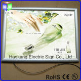 Знак светлой коробки для рекламировать индикацию с алюминиевой картинной рамкой