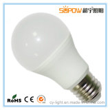 Het hete LEIDENE van de Lamp van de Verkoop 3W 5W 7W 9W 12W E27 B22 Licht van de Bol