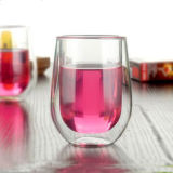 Coupe en verre cristallin Whisky Cup